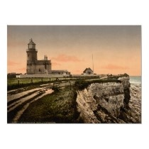 The Old Lighthouse, Hunstanton, Norfolk, England Posters by OldeWorldGifts