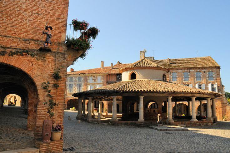 Auvillar : Les villages de France les plus romantiques - Linternaute.com Week-end