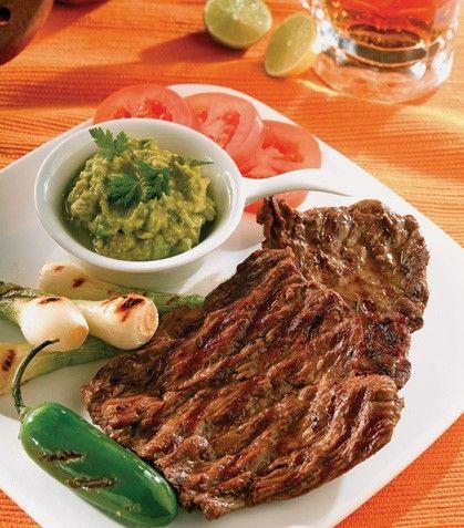 ★  ARRACHERA A LA CERVEZA ¡Un delicioso platillo para disfrutar al aire libre! (Ternera)