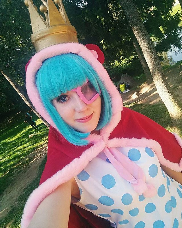 Another photo of Sugar during summer photoshoot :3 #onepiece #onepiececosplay #cosplay #poland #polishgirl #cosplayer #sugarcosplay #anime #photoshoot
