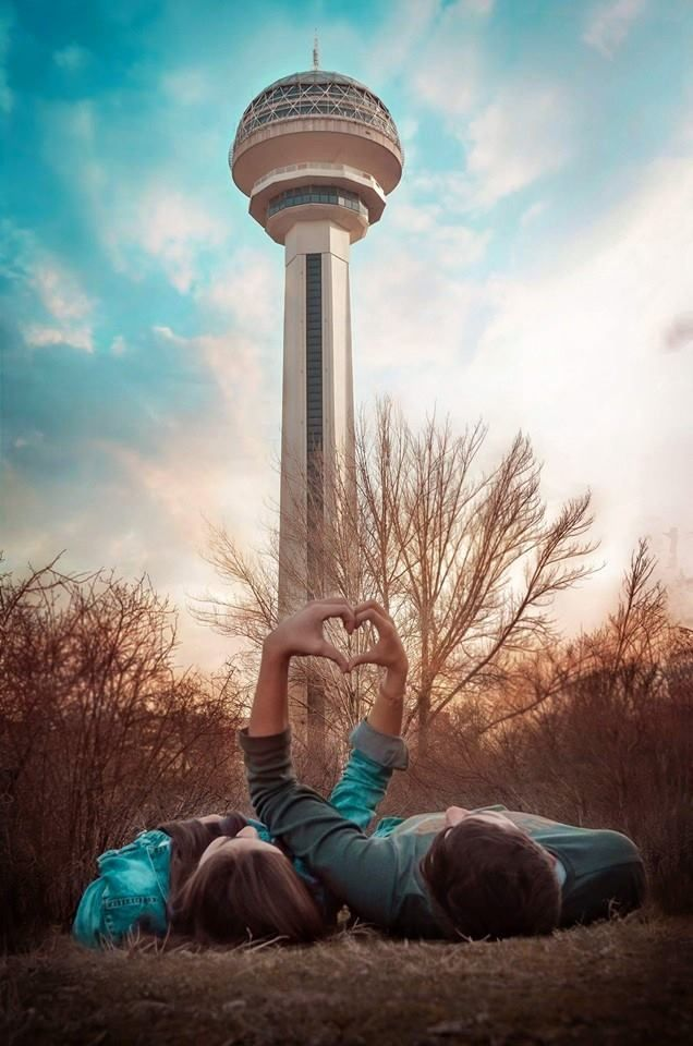 Atakule is a 125 m high communications and observation tower located in the Çankaya district of central Ankara, Turkey, and is one of the primary landmarks of the city.