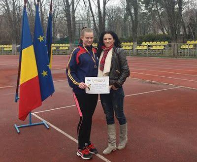 sportcampina: Andreea Lungu a obţinut al doilea titlu de vicecam...