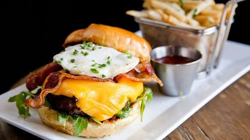 A Bacon Cheeseburger Index? I'm in. Can we use this one to set #mortgage  rates?  #TGIF   #realestate  #investor  #loanofficer   -  Carrie Anderson - Google+