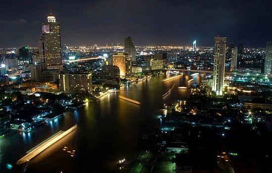 Bangkok... crazy, beautiful city