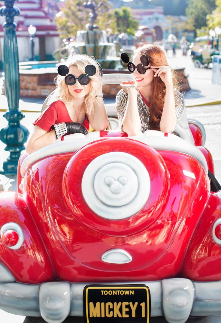 The Disneyland Photo Shoot of Our Dreams