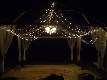 Building a backyard dance floor
