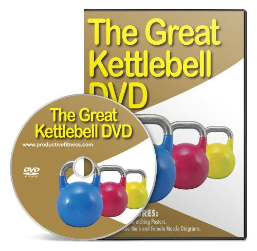 The Great Kettlebell DVD *** Visit the image link for more details.