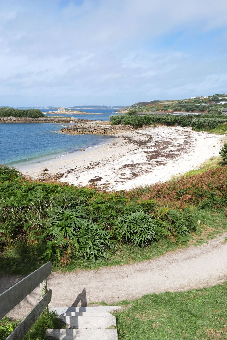 Beaches you won't believe are in the UK: St. Mary's, Isles of Scilly