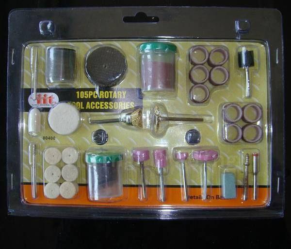 Поделки 105ПК Электрический шлифовальный и полировальный инструмент, с помощью головного убора установленный вырезать лист