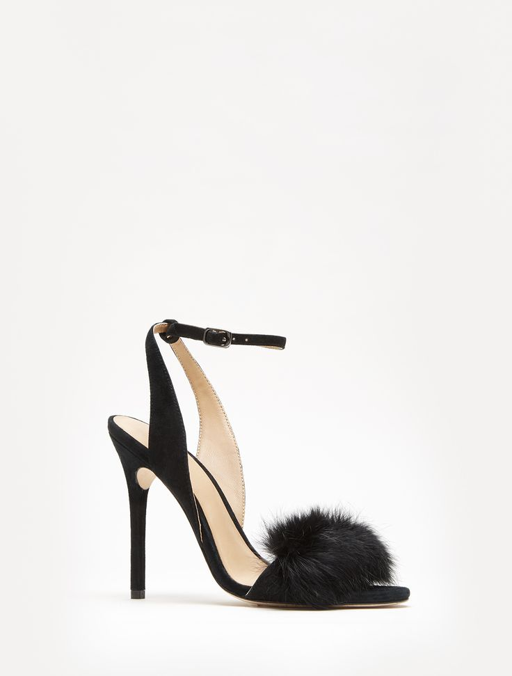 Pumps & High Heels for Women On Sale, Leopard, Suede leather, 2017, 2.5 Anna F.