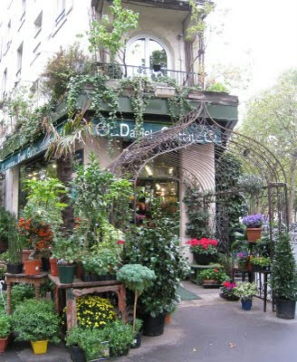 On My Stay In Paris 2012 My Family Rented An Apartment