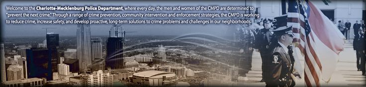 Charlotte Mecklenburg Police Department