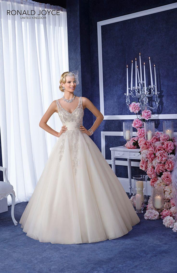 Ronald Joyce Wedding Dresses | Bespoke Brides Chester