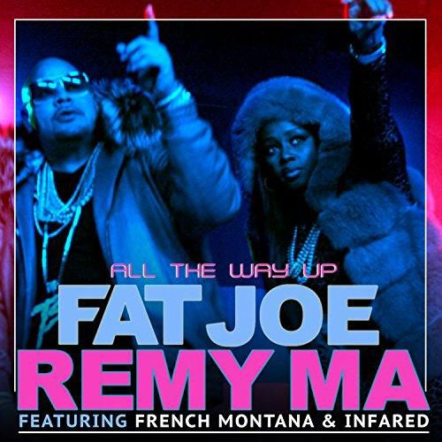I'm listening to All The Way Up (Single) (Explicit) by Fat Joe & Remy Ma on Pandora