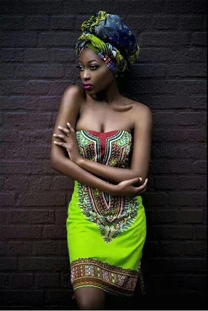 Beautifull green dress