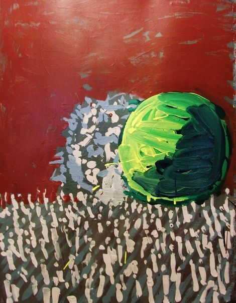 Michael Johnson, Matter to Matter 2015 on ArtStack #michael-johnson #art
