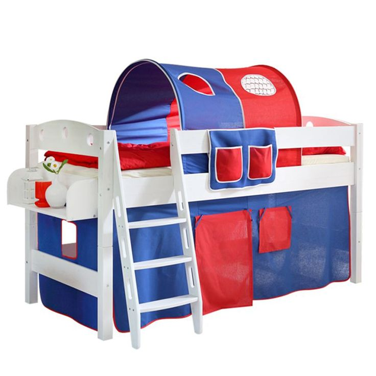 Kinderzimmer Blau Rot kinderzimmer streichen dunkel blaue farbe wandgestaltung mit gelben punkten Mbel Kinderzimmer Rot Blau Kiefer Red Blue