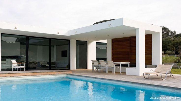 11 best Maison plein-pied images on Pinterest | Arquitetura ...