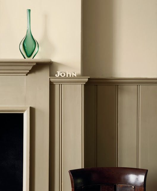 Farrow ball decorating with colour ryland peters for Farrow and ball bone