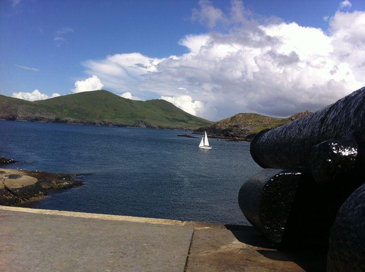 Lighthouse, Valentia island, CoKerry