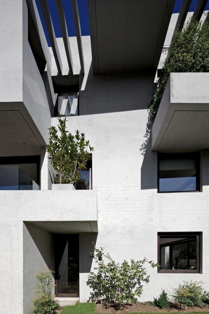 Edificio Ignacia,© Nico Saieh