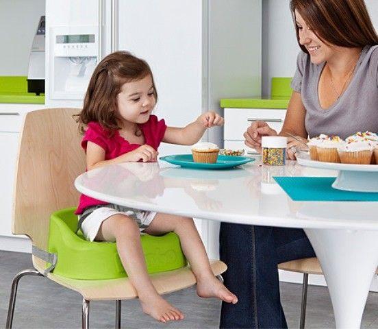 Alzasedia Bumbo Booster, per stare a tavola con mamma e papà!