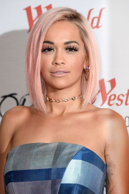 Celebrities with Pastel Hair | Colorful Pastel Hair Inspiration | Teen Vogue