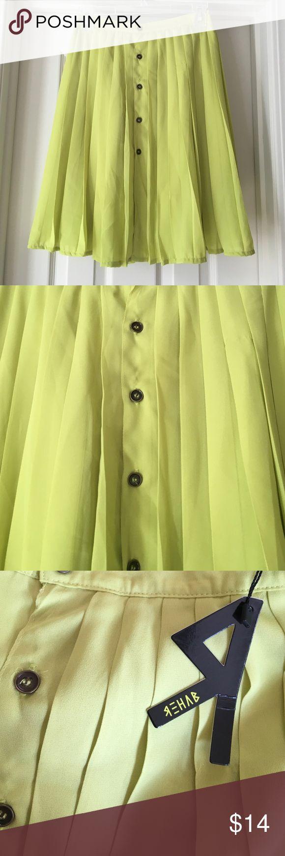 High waisted button up skirt High waisted button up skirt Skirts