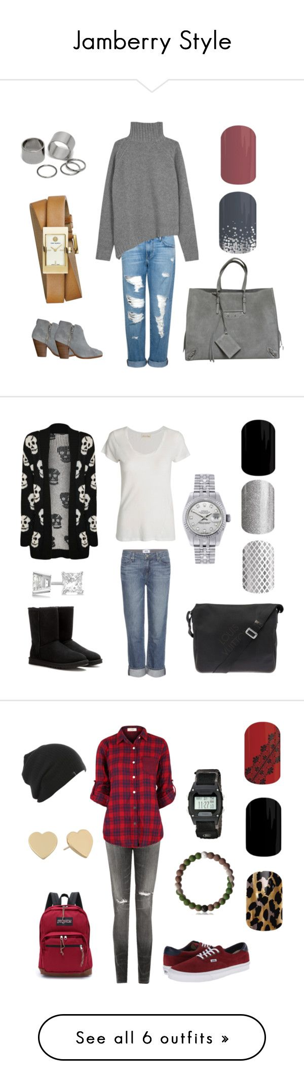 """Jamberry Style"" by kellie-guravich-medivitz on Polyvore"