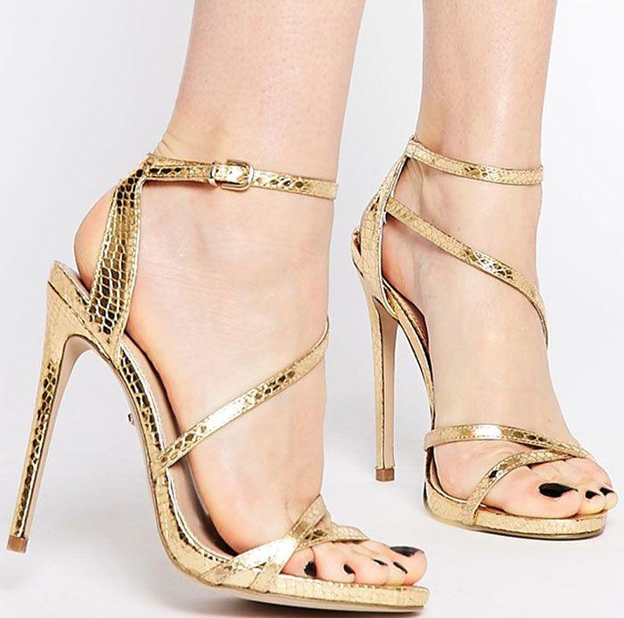"Carvela ""Georgia"" Strappy Sandals"