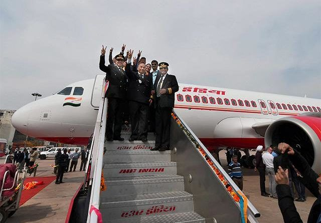AIR INDIA LINKS HYDERABAD TO US, DIRECT FLIGHT THREE TIMES A WEEK There is some good news for the people of Hyderabad and all the Hyderabadis residing in the UnitedStates. #AirIndia has announced its very first #DirectFlight from Hyderabad (India) to Washington (US).