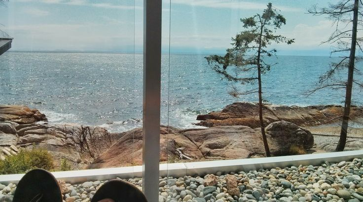 Sechelt Vacation Rental - VRBO 485205 - 2 BR Sunshine Coast House in Canada, Ocean-Front South Facing New Build