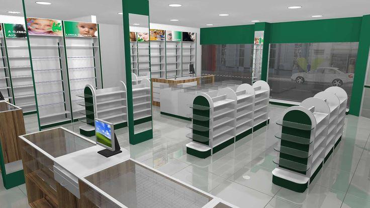 CONCEPT FARMA - Projetos de Farmacias,Drogarias e Permufarias