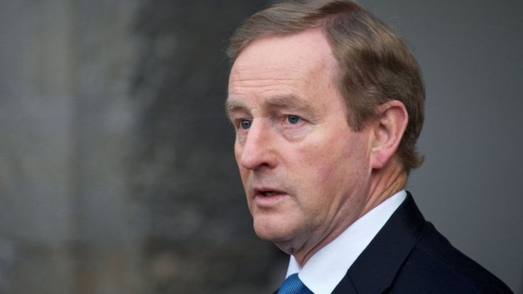Irish PM Enda Kenny to meet Pope Francis in Vatican - BBC News