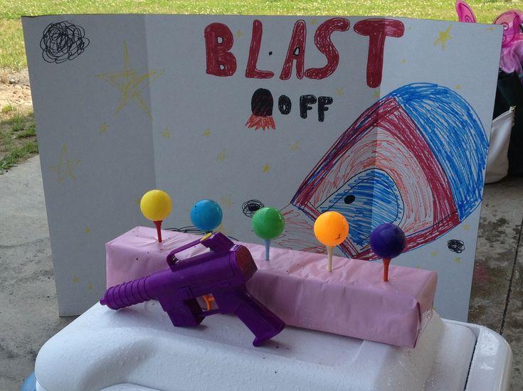 Easy Diy Birthday Games