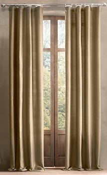 1000 images about window coverings on pinterest for Restoration hardware silk curtains