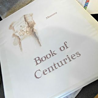 Afterthoughts: My Book of Centuries Solution (free template download)