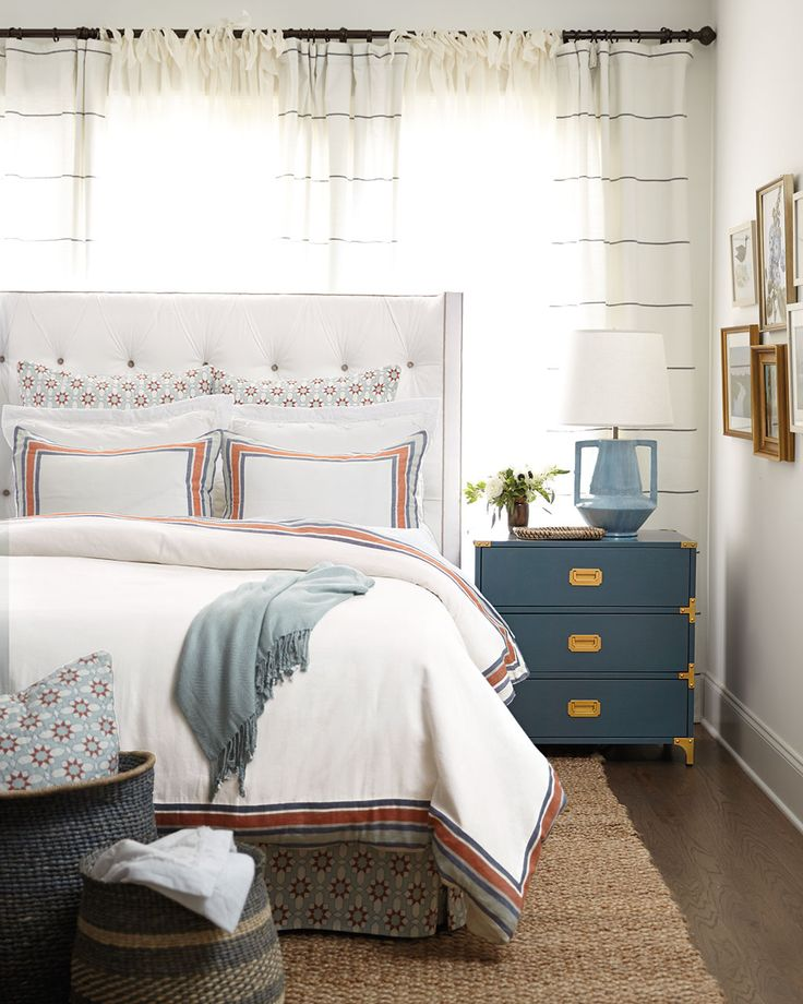 Best 25+ Orange Bedding Ideas On Pinterest