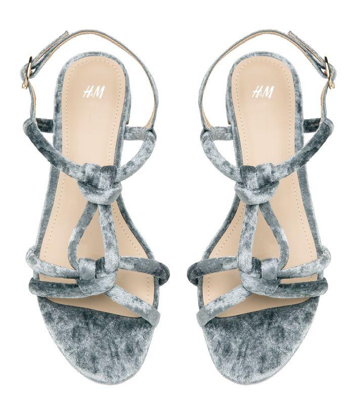 Sandały damskie H&M