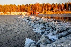 Vinter vid Kronvik 27.12.2015 - Fotoblogg.fi