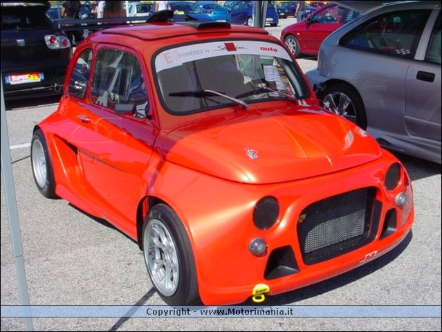 Fiat 500 Tuning | Portugal Cars | Portugal Car Hire | Car Rental | Lisbon | Faro - www.portugal-cars.com