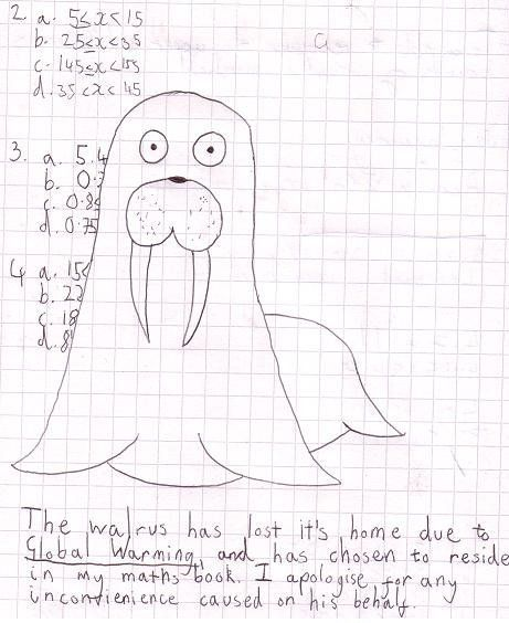 37 Test Answers So Wrong They Might Be Right