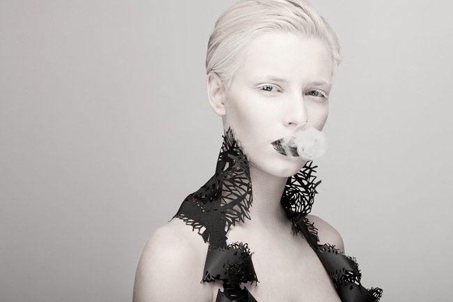 Designer Hila Kaminer: Ossomateria collection