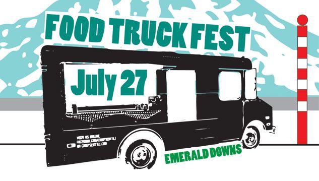 Emerald Downs Food Truck Festival