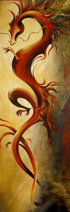 Elegant Dragon 2, Dina Dargo