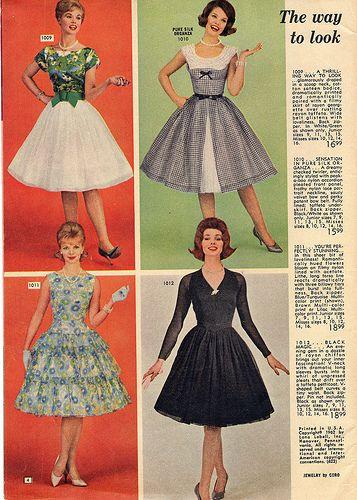 この画像は「50年代は上品×可愛らしさ♡レトロワンピースでお嬢さんスタイルはいかが?」のまとめの9枚目の画像です。