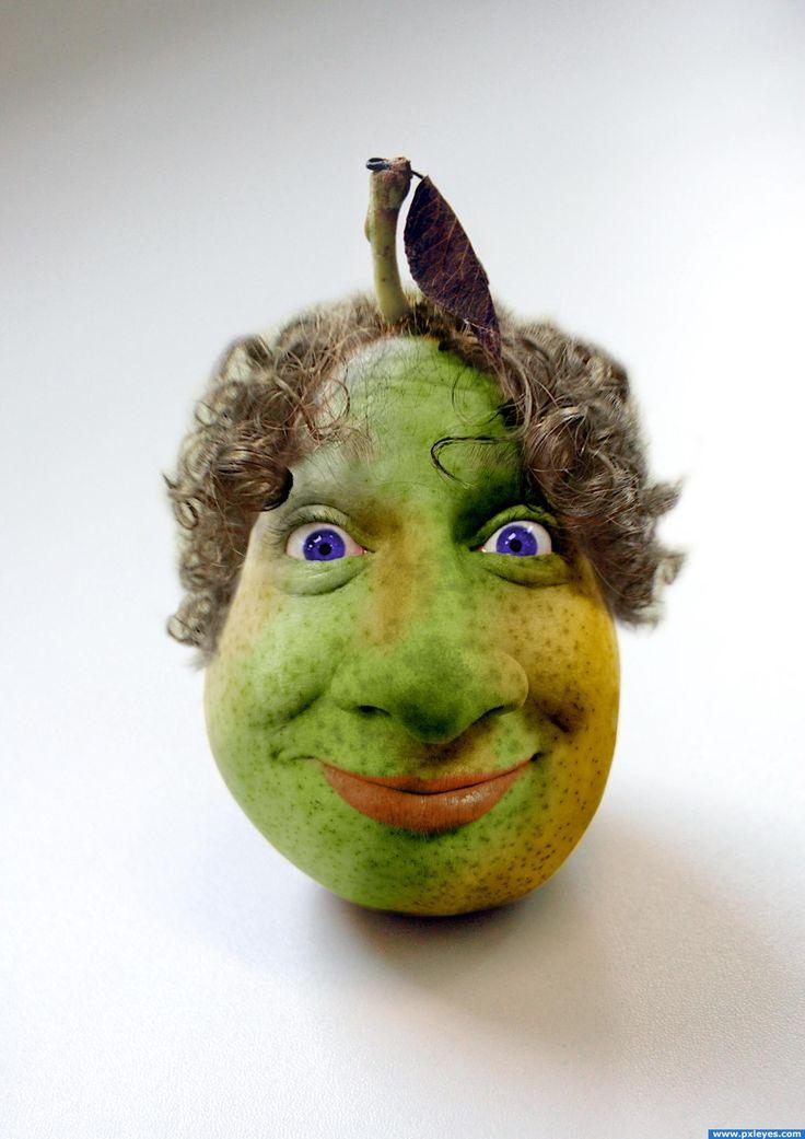 Best fruit veg fun images on pinterest funny food