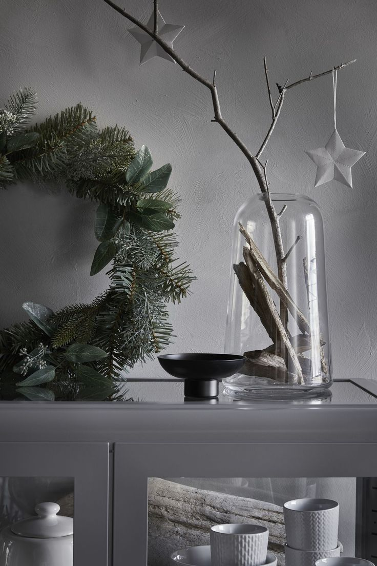 Ikea Christmas settings - via Coco Lapine Design blog