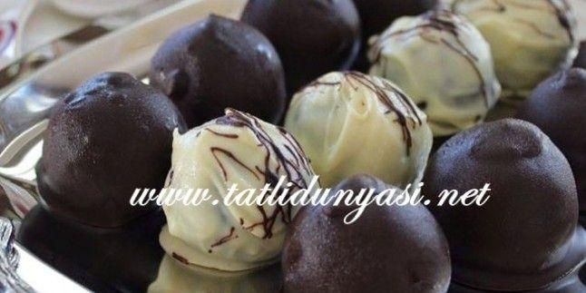 Çikolatalı Toplar Tarifi
