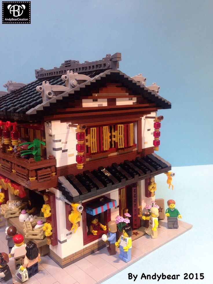 63 Best Images About 21 Lego Asian On Pinterest